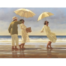 Picnic Party by Jack Vettriano
