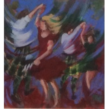 Double Spin by Janet McCrorie