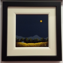 Yellow Moon by John Russell