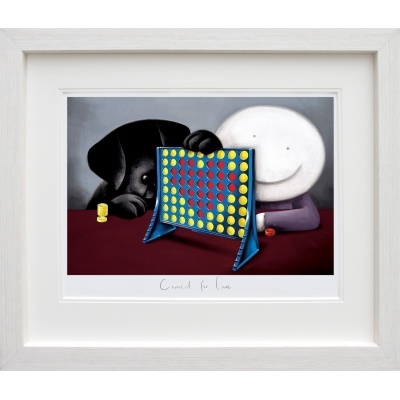 Connect 4 Love by Doug Hyde